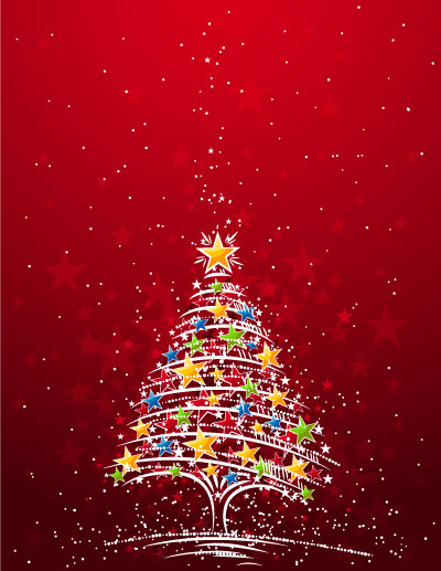 ChristmasCardBackground04