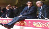 """PLATINI: """" FIFA AU REVOIR, FIFA  BONNE JOUR"""""""